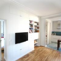 Appartement H Paris 1