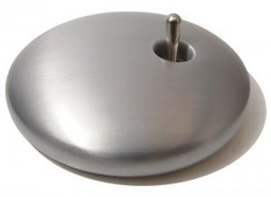 Aluminium brossé IS